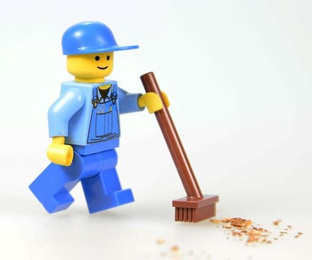 ¿Cuánto tiempo dedicamos a la limpieza en España?