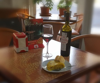 Pizza y pastas para llevar: Pizzas y pastas de Cafetería-Pizzería Terra Meiga