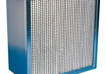Filtración de la ventilación industrial