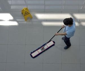 Profesionales de la limpieza en Jaén