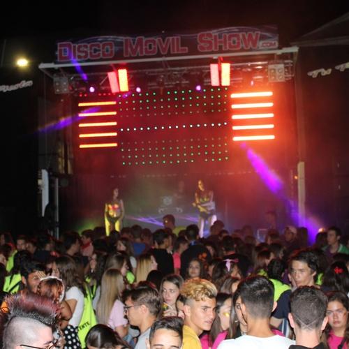Discotecas móviles para eventos