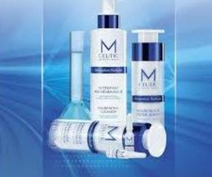 M.CEUTIC: servicios y productos de MANDALA Tu Centro De Belleza