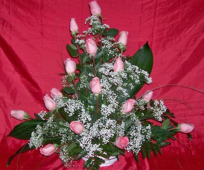Centros : Nuestras flores de Flores Tere