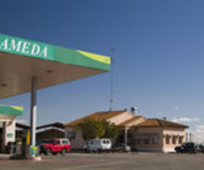 Estación de Servicio Alameda