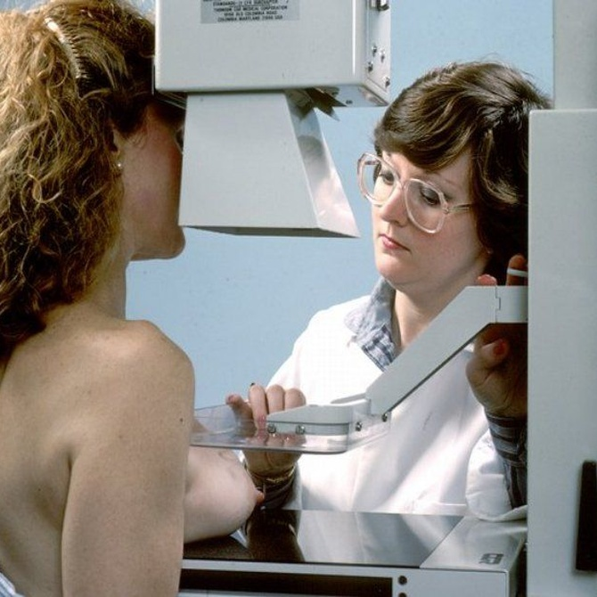 ¿Para qué sirven las mamografías?