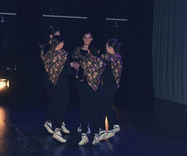 Escuela de baile y danza en Leganés Patricia Domenech