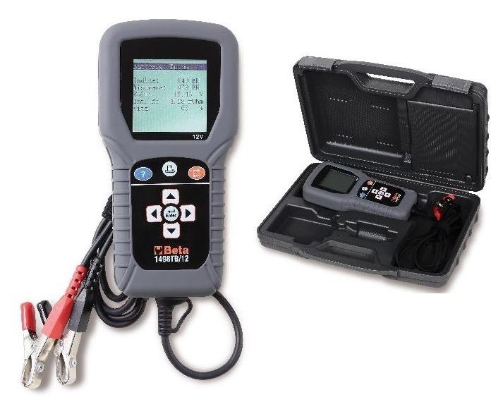Tester diagnosis baterías : Servicios de Talleres LGA