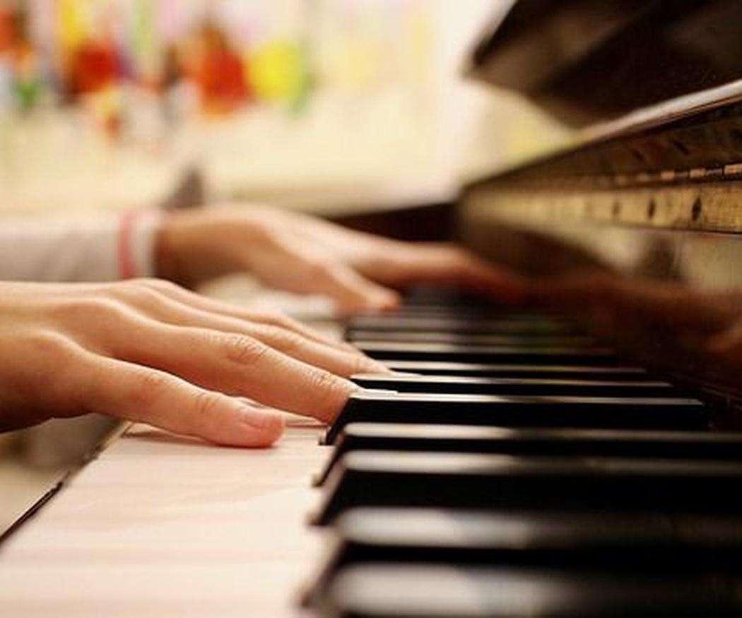El piano como forma de terapia