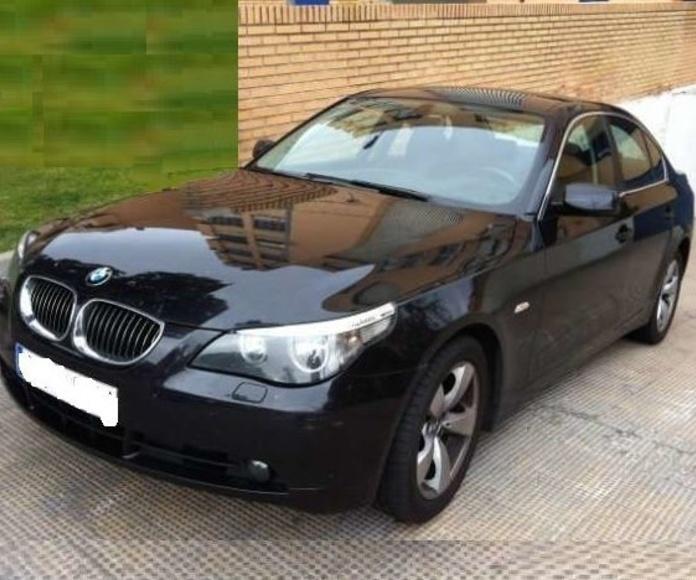 BMW 525 D año 2011