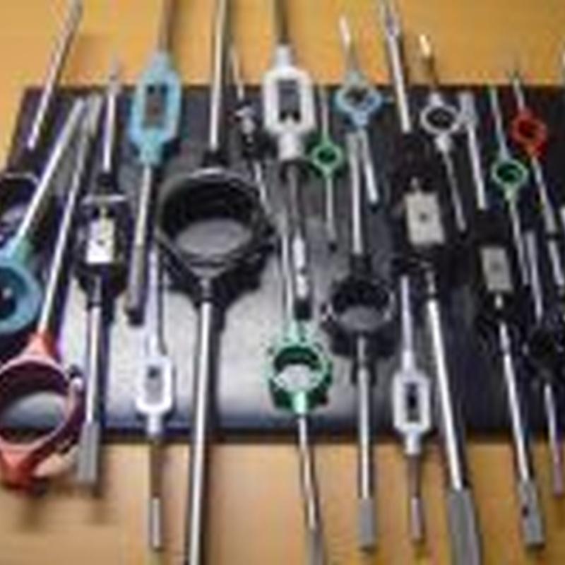 Portacojinetes y giramachos: Productos de Mecanizados Herca