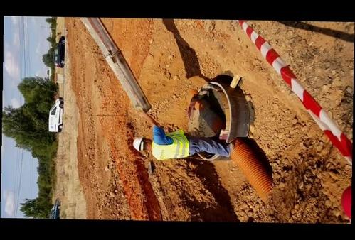 Videos de Construcciones hidráulicas en Madrid | Trazansa (Trabajos y Canalizaciones, S.A.)