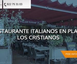 Dónde comer en Arona | Restaurante Italiano Locanda