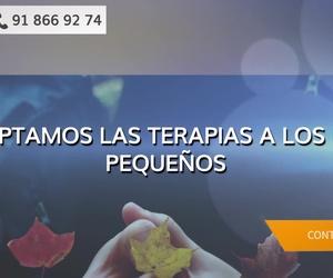 Logopeda para niños en Boadilla del Monte | Fundación Anda Conmigo