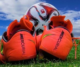 Representación de futbolistas