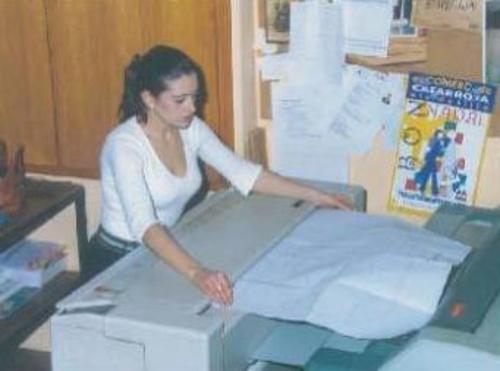 Fotocopias a color de grandes formatos