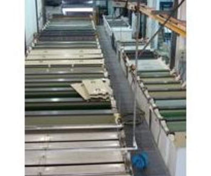 Alodine oro 1200: Tratamientos del aluminio de BUCI TRATAMIENTOS ALUMINIO, S. L.