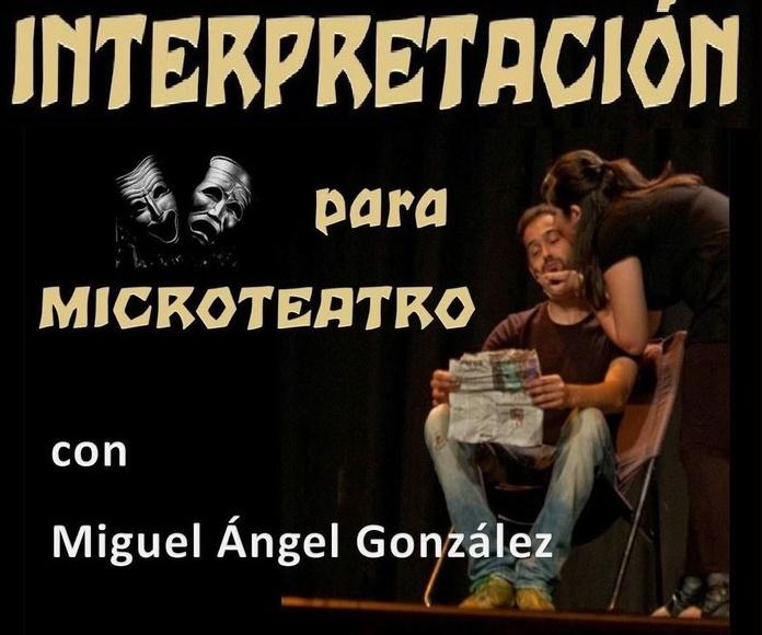CURSO INTENSIVO DE INTERPRETACIÓN PARA MICROTEATRO: Catálogo formación de Bohemian Bocanegra Rhapsody Music