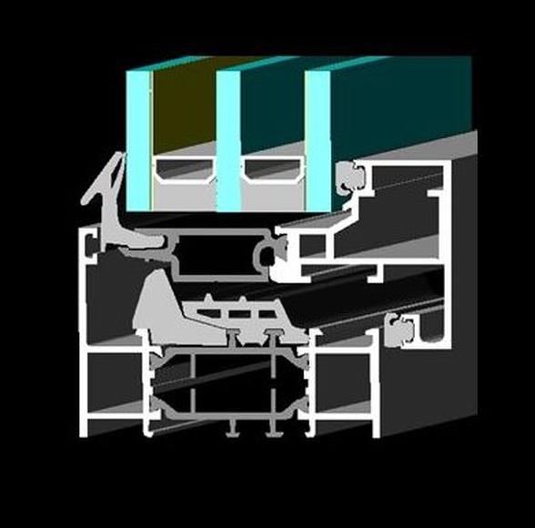 FS7M2-E Aislamiento Térmico superior: Sistemas de Ekonal