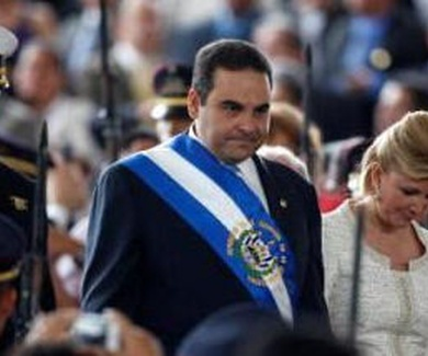 Confirman condena de prisión al expresidente salvadoreño Tony Saca. Imponen multa millonaria