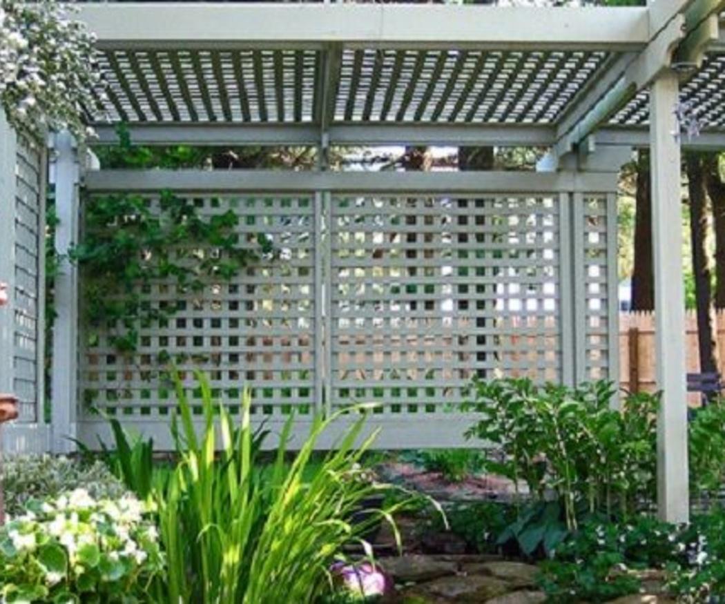 Ventajas de poner una pérgola en tu jardín