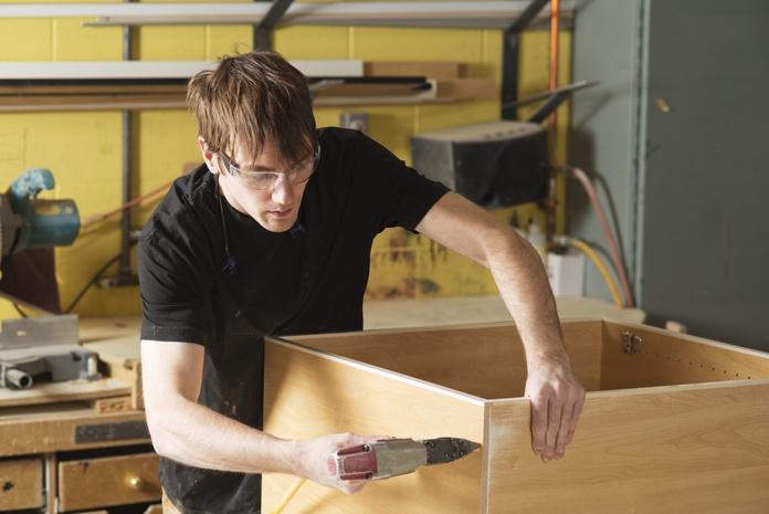 Muebles de cocina: Servicios de Carpintería David Moya