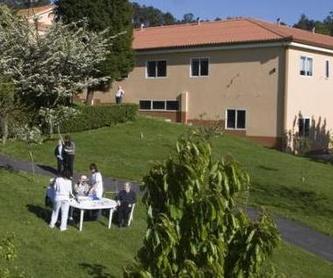 Servicio de lavandería y cocina propios: Productos y Servicios  de Residencia Puentevea