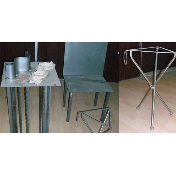 Mobiliario: Servicios de Metalls Artmont, S. L.