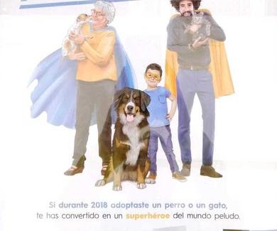 Premio para los adoptadores