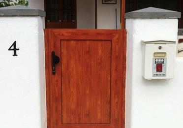 Puertas y cancelas