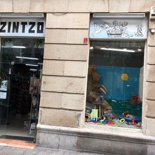 Tienda de mascotas Bilbao