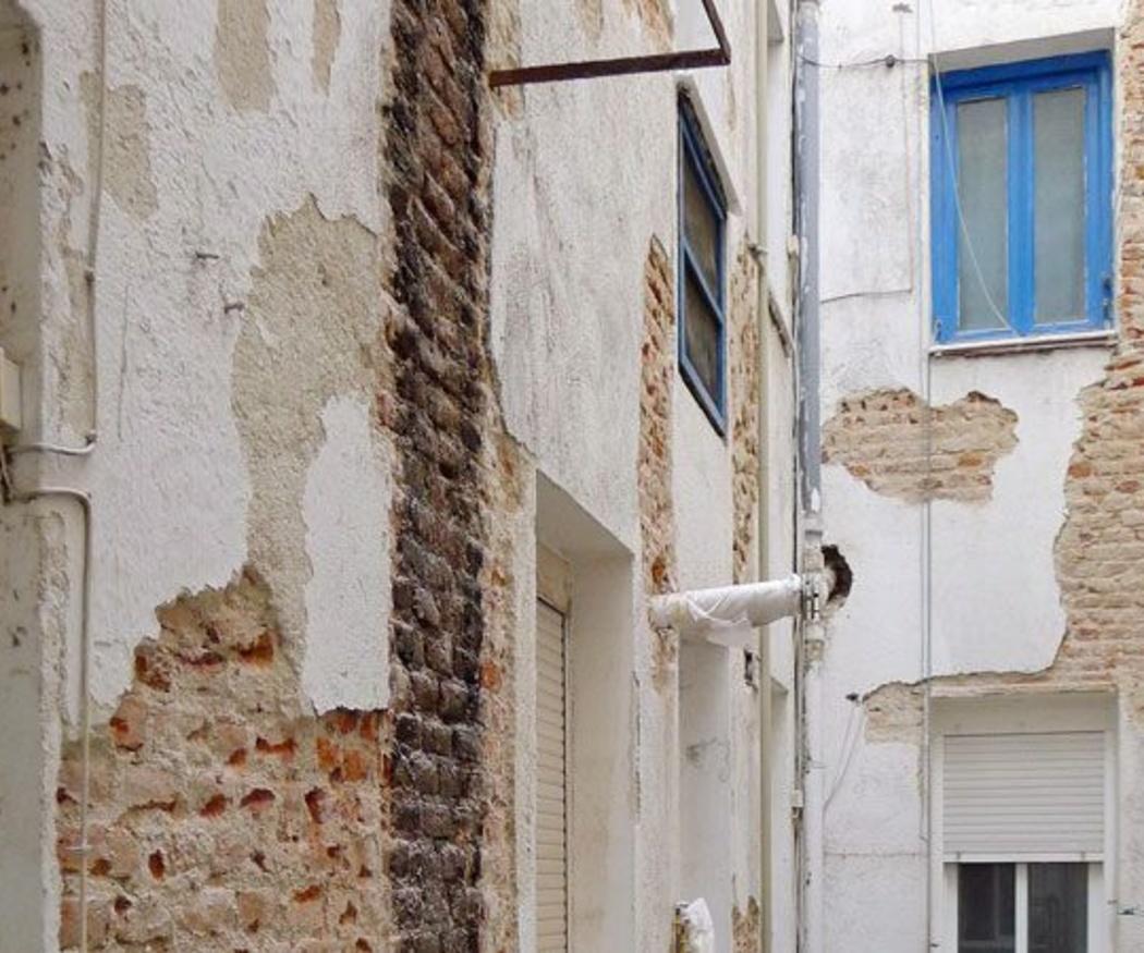 Tipos de rehabilitación de fachadas