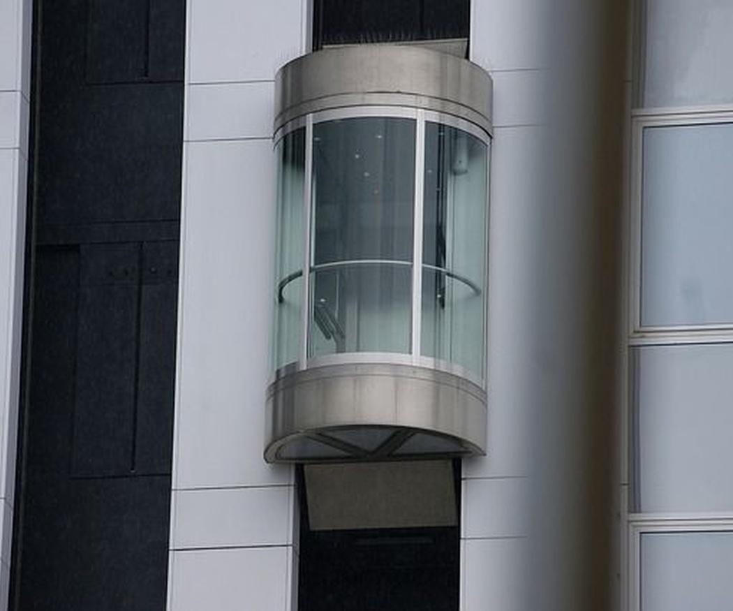 Problemas de accesibilidad en edificios