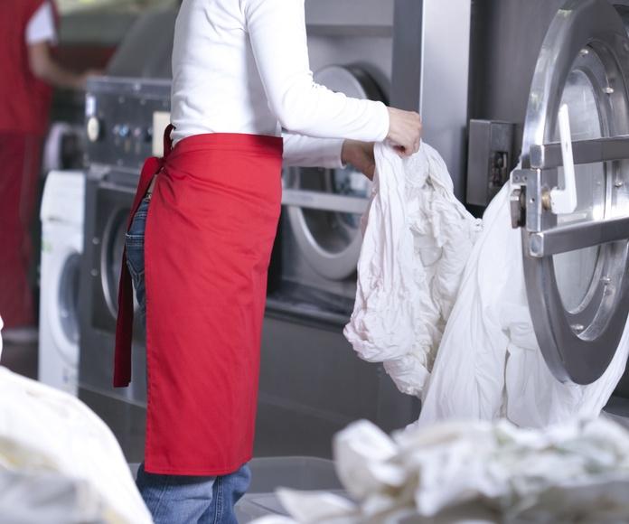 Servicio de lavandería para hoteles en Pamplona