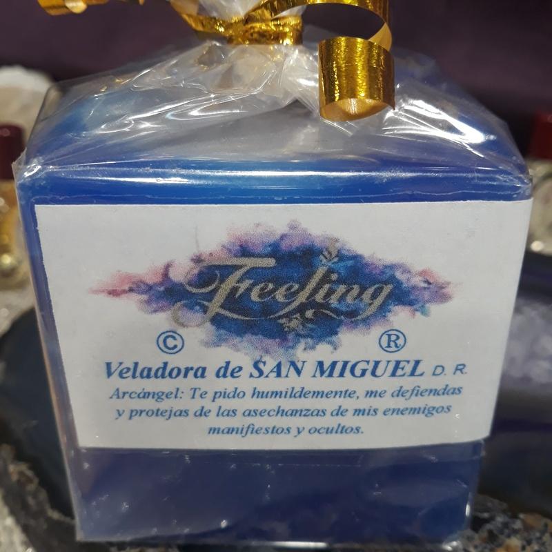 Veladora de San Miguel: Servicios de Centro M.A.