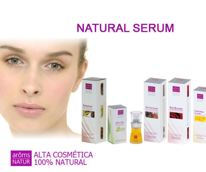 Natural Serum: Servicios de Quirosan