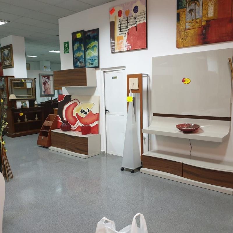 Muebles: Nuestros muebles de Muebles Aquilino