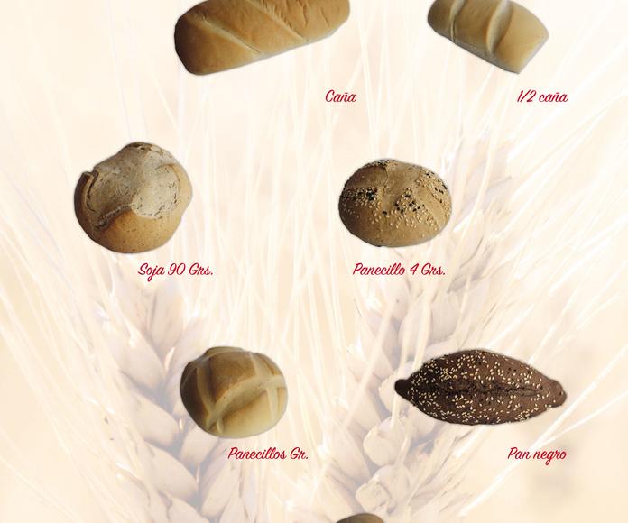 Panes de desayuno 3