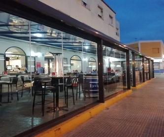 Pedidos para recoger en el local: Bar Restaurante de Casa Cañitas