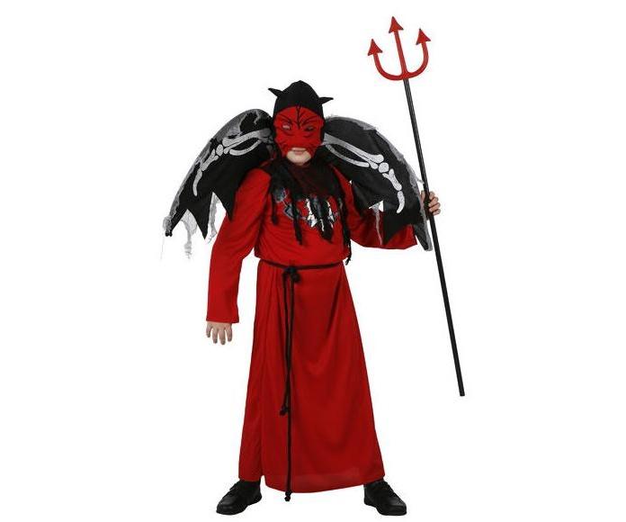 Disfraz demonio alado