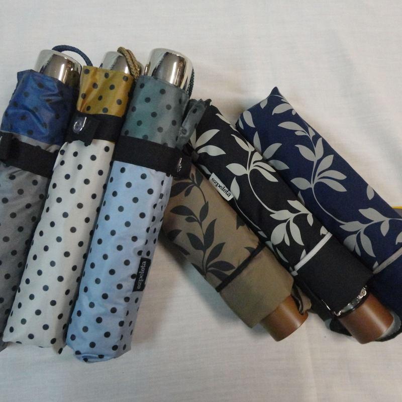 Paraguas señora: Catálogo de Bolsos Cebrián