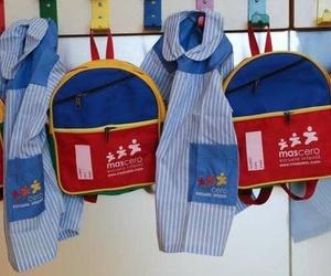 Para nosotros es importante el uso de uniforme y mochila, aporta Identidad y formalidad.