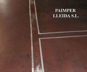 Pinturas para parking y garages
