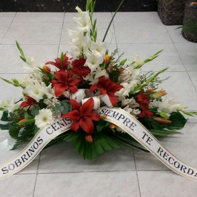 Funerales: Catálogo de Yerbaflor