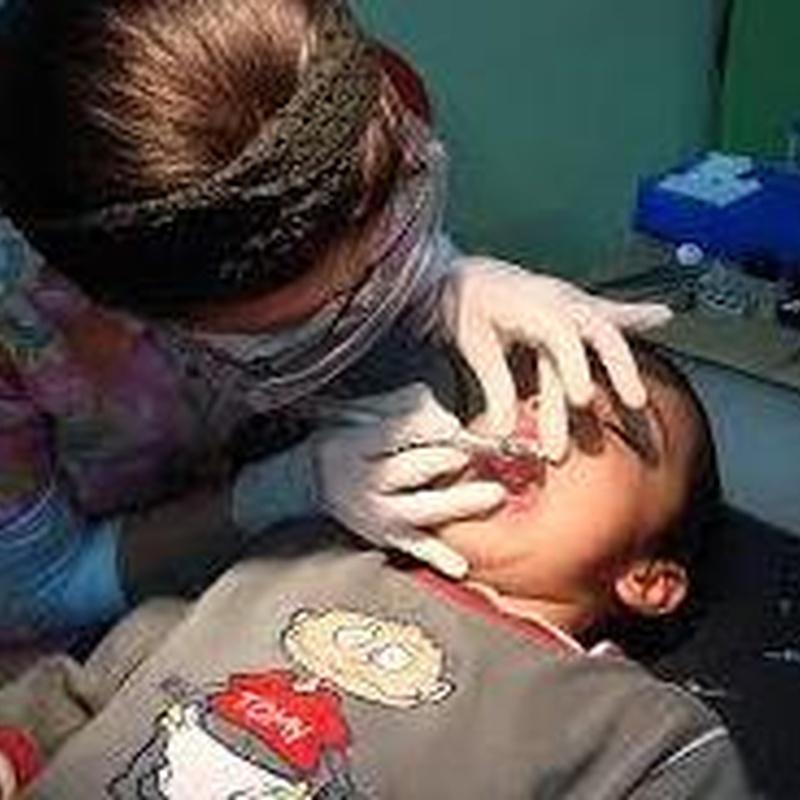 Odontopediatria: Especialidades de Clínica Dental Castellbisbal