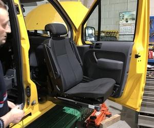 Adaptación de vehículos Asturias Turny con Carony instalado por Cabal Automoción Bosch Car Service