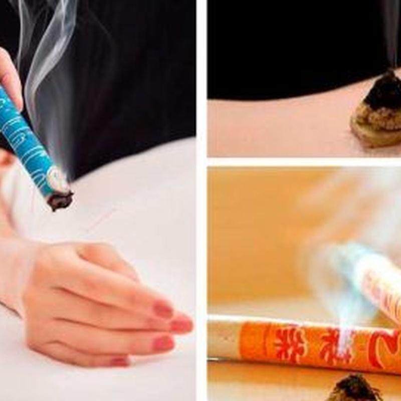 Moxibustion: Servicios de Terapies Naturals BIB