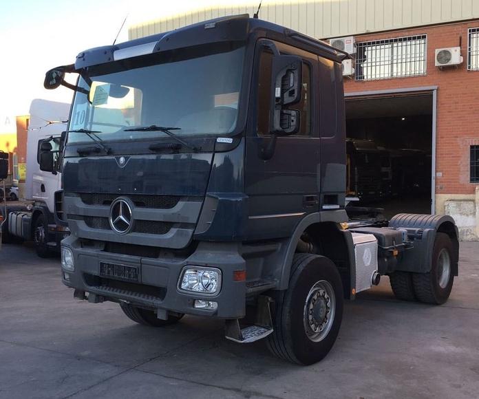 MB ACTROS 2044 : Vehículos industriales de Emirtrucks Trading