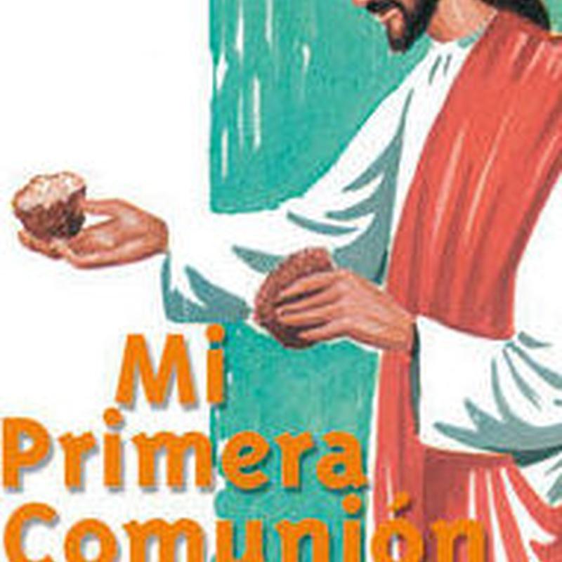 Catecismo Mi Primera Comunión Libreria Intomar