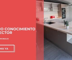 Mobiliario de cocina en Ibiza - C.B. Electric