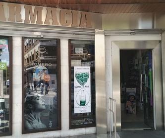 Homeopatía: Servicios de Farmacia Rosario Romero